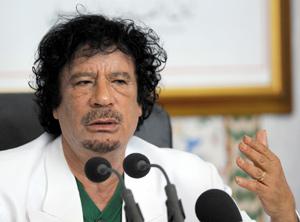 Kadhafi va agir en médiateur pour apaiser les tensions