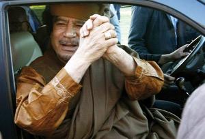 Libye : Les rebelles libyens demandent de nouveau le départ de Kadhafi