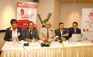 Le championnat du monde de karaté à Rabat