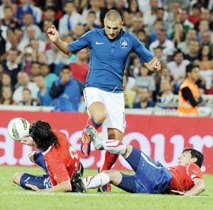 Espagne : Karim Benzema, «La Supercoupe est à la portée du Real Madrid»