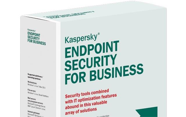 Kaspersky Lab : Une nouvelle solution pour protèger les données de l entreprise