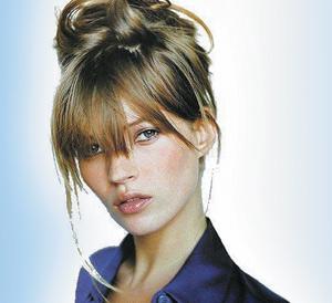 Kate Moss sans le sou
