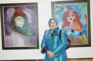 Biennale internationale d'art hors les normes à Lyon : Kenza El Mokdasni représente le Maroc