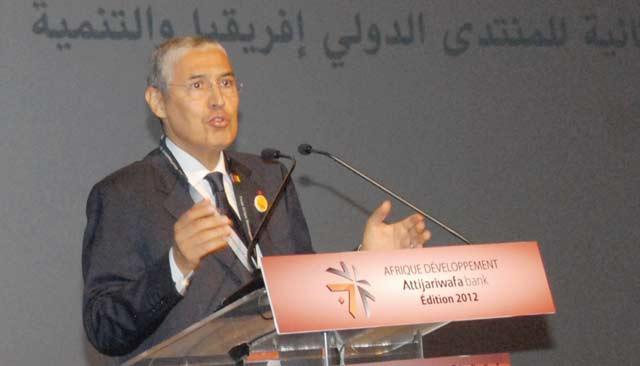 Forum International «Afrique Développement» : Attijariwafa bank met la coopération  Sud-Sud à l ordre du jour