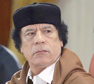 Libye : Percée des rebelles dans l'ouest, Kadhafi inflexible