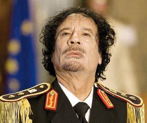Libye : Une opération pour isoler Kadhafi