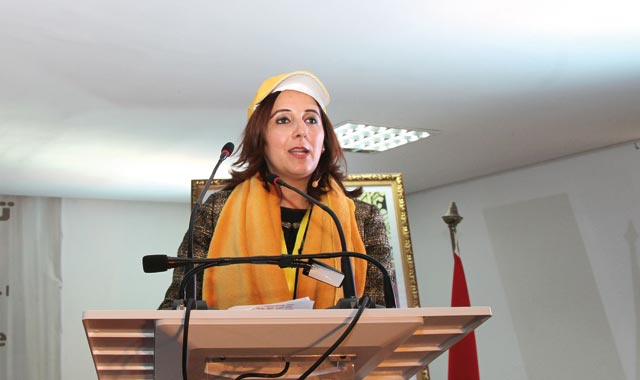Khadija Oum Bachaïr Lamrabet nouvelle présidente des femmes harakies