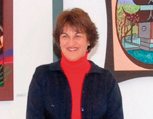 Khadija Zizi révèle ses empreintes d'ici et d'ailleurs à Rabat