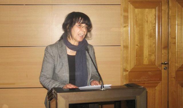 Khadouj Slassi nouvelle femme forte de l USFP