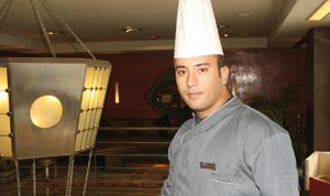 Ftour du chef : Mhancha aux amandes parfumée à la gomme arabique