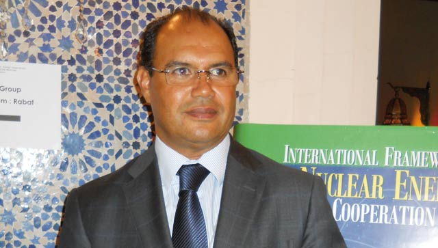 Khalid El Mediouri : «Le Cnesten ambitionne de devenir un Centre d'excellence,  de formation  et de recherche en technologies nucléaires»