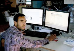 Portrait : Khalid Hammadi, une révélation dans le monde du film d'animation