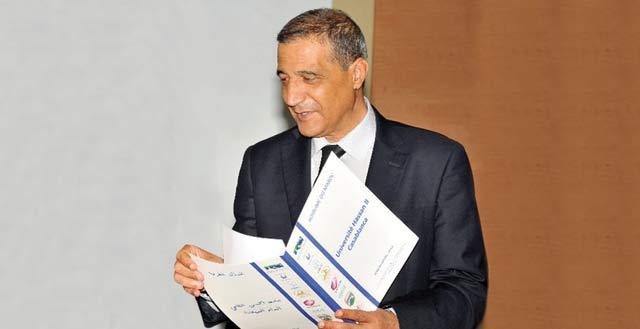 Jaâfar Khalid Naciri : «Il est impératif de créer de nouveaux sites universitaires à Casablanca»