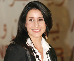 Asmaâ Khamlichi : «Mes rôles sont comme les doigts de mes mains»