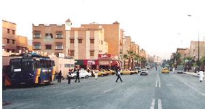 Khénifra : restructuration des quartiers sous-équipés et des voiries