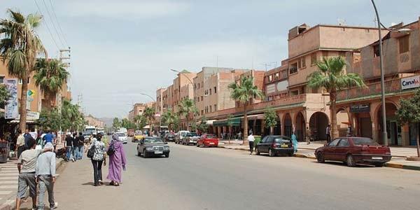 INDH à Khénifra: Examen de l état d avancement des projets retenus en 2012
