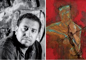 Younes Khourassani fait revivre les instruments de musique