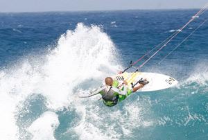 Championnat du monde de kitesurf : le vent lâche les riders pour la 4ème journée consécutive