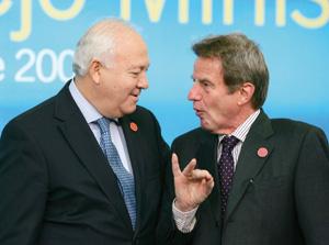 Les déclarations de Moratinos et de Kouchner déstabilisent le Polisario