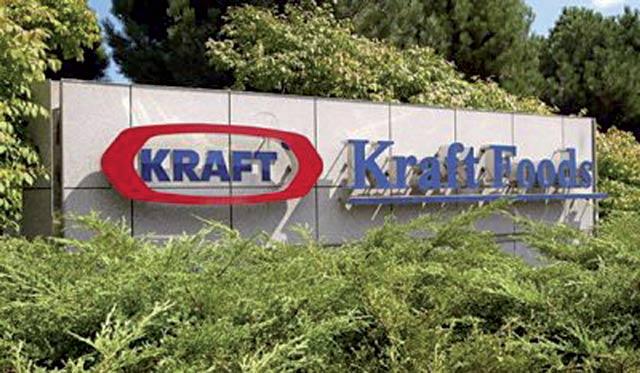 Kraft Foods ferme son usine  de chewing-gums