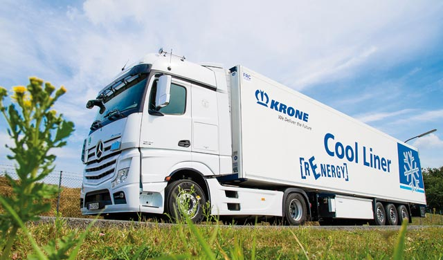 Semi-remorques : Consolidation du partenariat C.E.C.I.-Krone