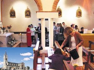 Le Ramadan à l'ombre de l'église Saint Bernard