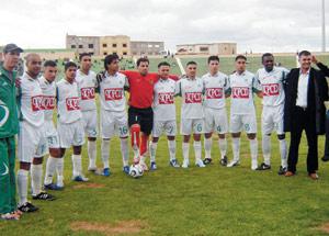 Ligue arabe des champions : Le Moghreb de Tétouan reçoit Al-Wahadat de Jordanie
