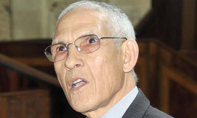 Lahcen Daoudi  le British