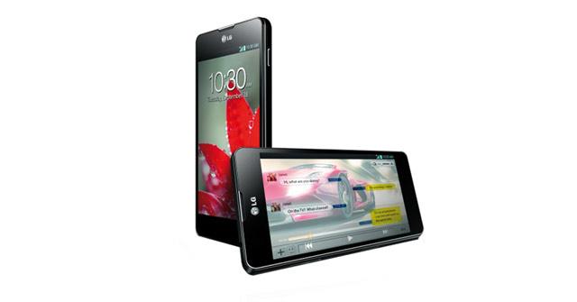 LG : Optimus G se veut la vedette des Smartphones haut de gamme