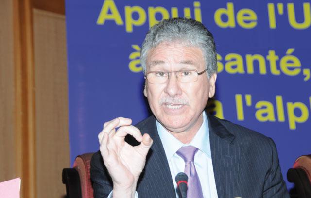 Lhoussaine Louardi : Prendre soin du personnel médical  pour un meilleur rendement