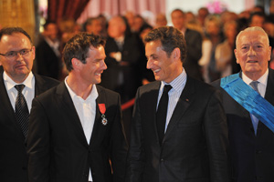 Sébastien Loeb: Annobli par Sarkozy