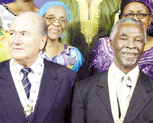 La FIFA et l'UE signent un accord de coopération sur l'Afrique