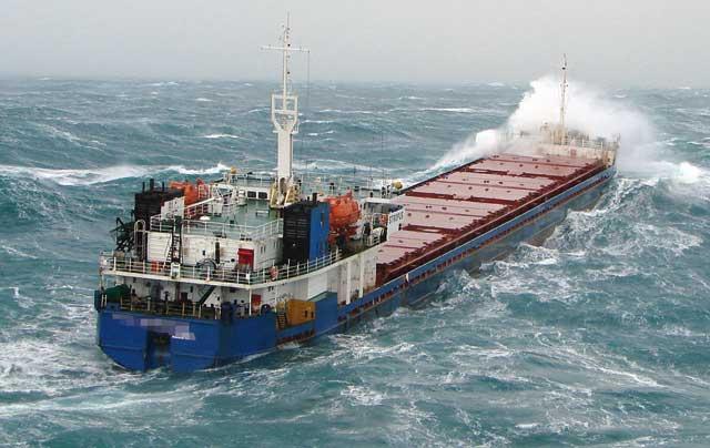 Alerte météo, pêcheurs  et usagers  de la mer :  Vigilance !