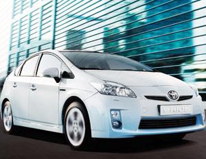 Toyota Prius : Une hybride en tête des ventes au Japon