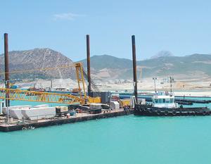Pour la dépollution de la baie de Tanger