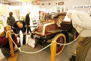 La plus vieille voiture en état de marche vendue à 4,62 millions de dollars