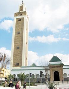 Tanger : une mosquée à la mémoire de Mohammed V