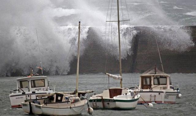 France: L'ampleur de la tempête Dirk a été mal évaluée