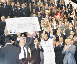 Le Raja remporte le million