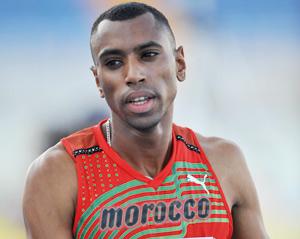 Amine Laâlou offre le sixième titre à l'athlétisme marocain