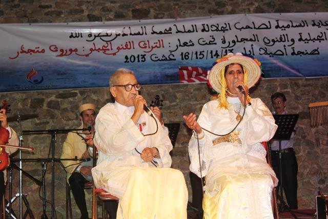 Festival Taktouka : Mohamed Laaroussi  et Chama Zaz honorés