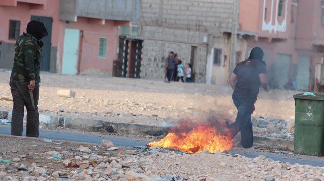 Après trois jours d émeutes : Laâyoune retrouve son calme