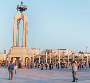 Laâyoune : Grande affluence à la section régionale du CCDH et Diwan Al Madhalim