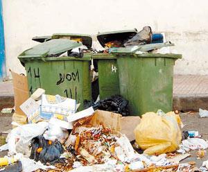 Laâyoune : Alerte sur la propagation des déchets ménagers