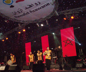 Laâyoune : Clôture en apothéose du festival «Rawafid Azawane»