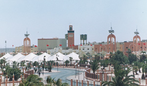 Laâyoune : un musée de la Marche Verte à Tah