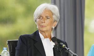 France : Lagarde espère une baisse durable du chômage