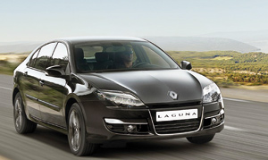 Renault Laguna III, phase II : Une seconde vie