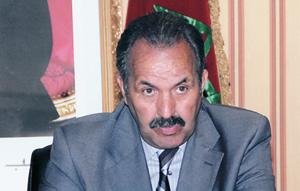 Me Lahcen Madih : «Notre participation aux échéances de 2012 dépend du degré d'interaction des bases»