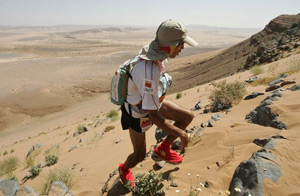 Zagora : Lahcen Ahansal lance l'extrême marathon de Zagora